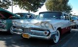 1959 Dodge Sierra - Fuddruckers, Lakewood, CA weekly Sat. night meet
