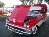 1958 Ford Skyliner - OC Marketplace car show