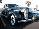 1938 12 cylinder Buick - Dennys Sat. Night, Long Beach