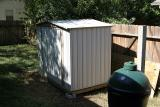 This is my new backyard Absurdvatory.