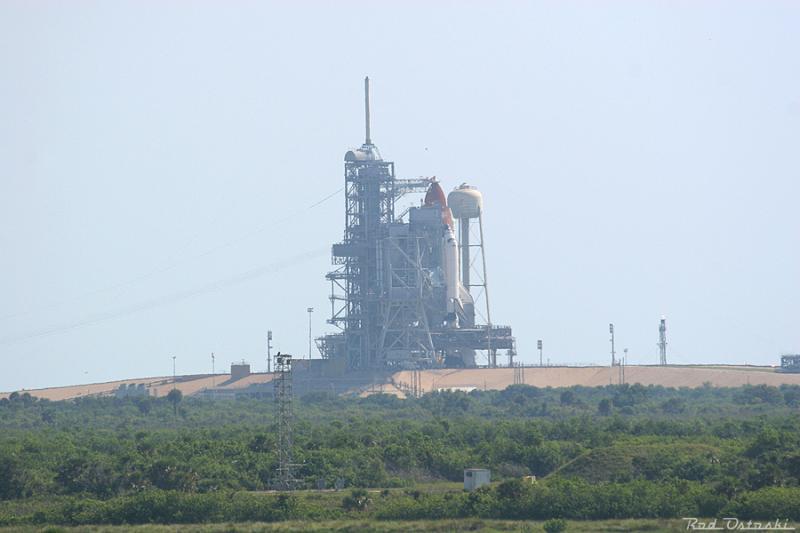 STS_114 on Pad 39B