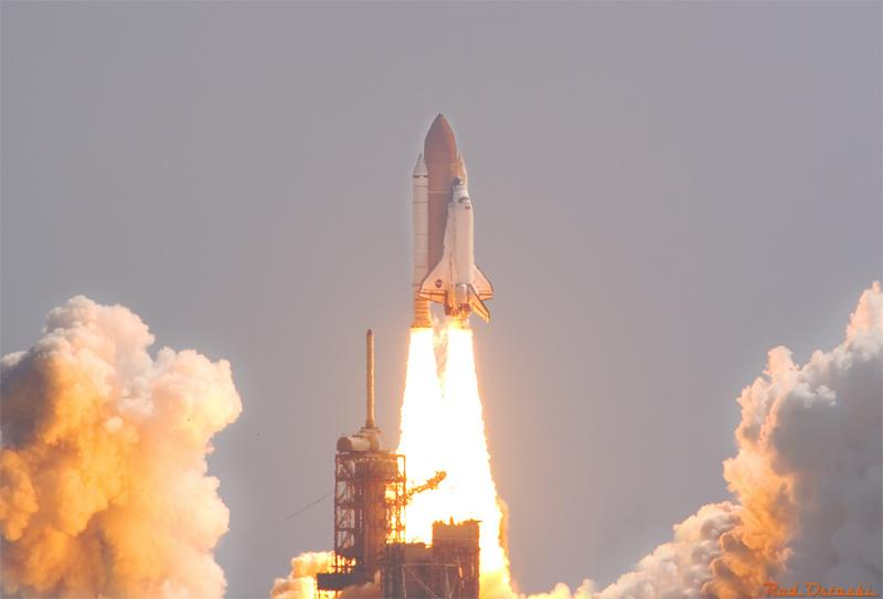 STS-114 Liftoff