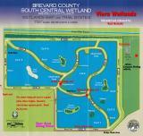 Viera Wetlands Map
