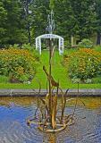 Garden Fountain ll