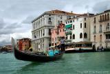 38973B - Venice Gondaleer