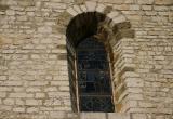 Fenêtre de l'église de St-Imier
