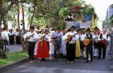 Romería in Santa Cruz