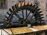 Ancient waterwheel