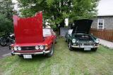 British Cars at the Cheshire Cat
