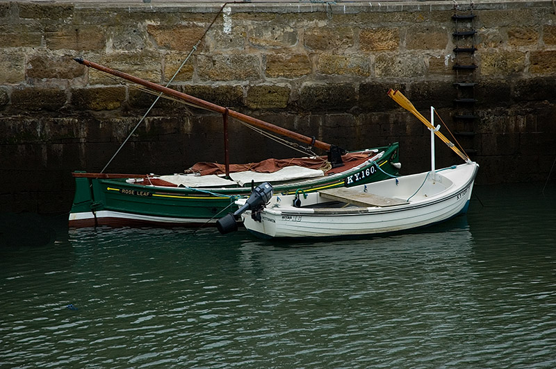 Pittenweem Boats.