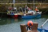 Pittenweem Boats.
