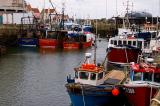 Pittenweem Harbour.