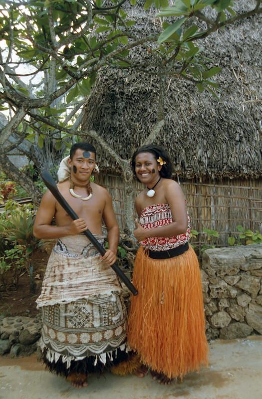 24N-10 Fiji (Melanesia)