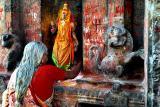 Praying Parvati