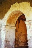 Mission Door Arch