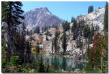 A 12 Mile Hike Into The Sawtooth Mountains