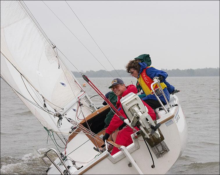 Sailing in Kansas