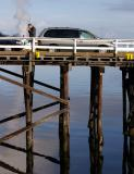 Waiting for the Ferry. Vancouver Island. BC Canada
