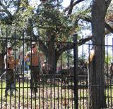 141st Engineering Battalion of Wyoming Helps Clean Up New Orleans