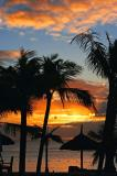 Mauritius - Sunset Colors