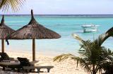 Mauritius - Beach View, near the Morne Brabant