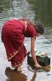 Mauritius - Praying Lady (Holy Lake)