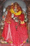 Mauritius - Hindu Statue (Holy Lake)
