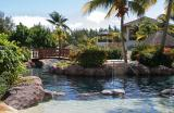 Mauritius - Hotel Pool (Hilton)
