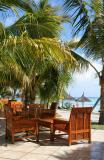 Mauritius - Chairs & Sea