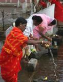 Mauritius - Ladies & Offerings (Holy Lake)