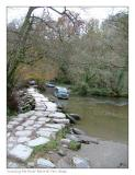 Crossing the River Barle