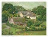 Bossington Village