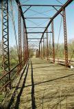 Old Iron Bridges of Texas