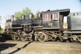 Connecticut Valley Railroad Steam Engine #97