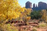 Fall Colors at Red Rock Crossing