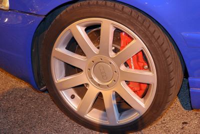 Nogaro Blue Audi S4 Brembo Brakes.jpg