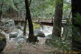 Tenaya Creek Footbridge