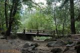 Mirror Lake/Meadow - Tenaya Creek Trail Footbridge