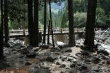 Yosemite Creek Footbridge