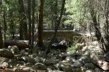 Bridalveil Creek Footbridge
