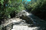 Trail switchback