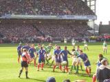 Ireland v France - 6 Nations Rugby 2005