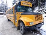Lake O'Hara Bus