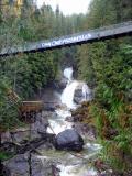 Crazy Creek Waterfall