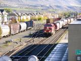 Trains in Kamloops