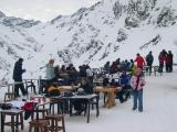 Lunch crowd