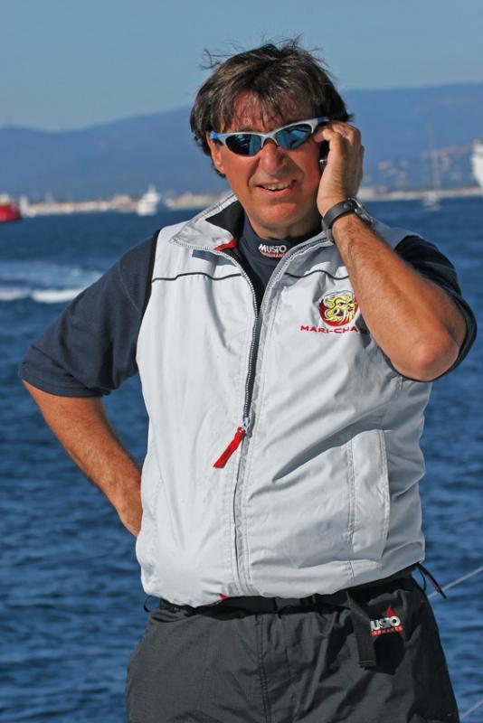 Voiles de Saint-Tropez 2005 -  A day aboard Mari Cha IV
