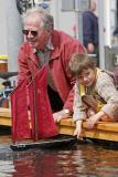 Jeudi 5 mai - Maquettes de bateaux pour enfants à Port-Navalo