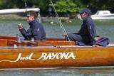 Jeudi 5 mai - Just RAYONA sur la rivière d'Auray