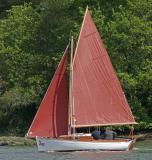 Jeudi 5 mai - Petit voilier non identifié...